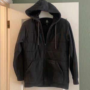 Men's Matix zip front hooded Jacket